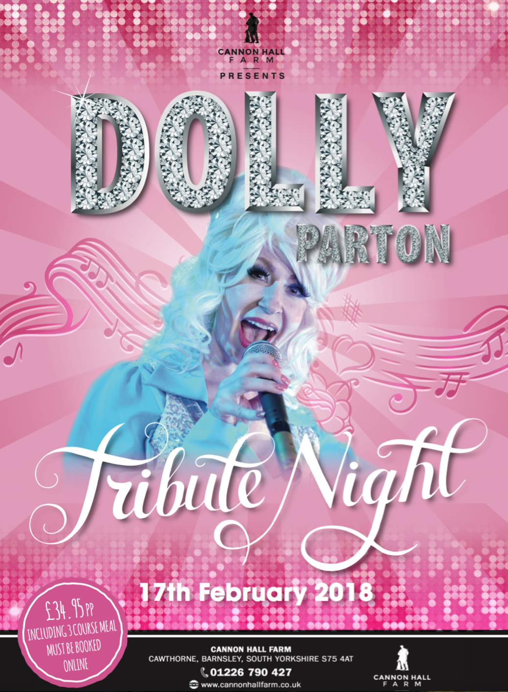 Diamond Dolly Tribute Night - web version