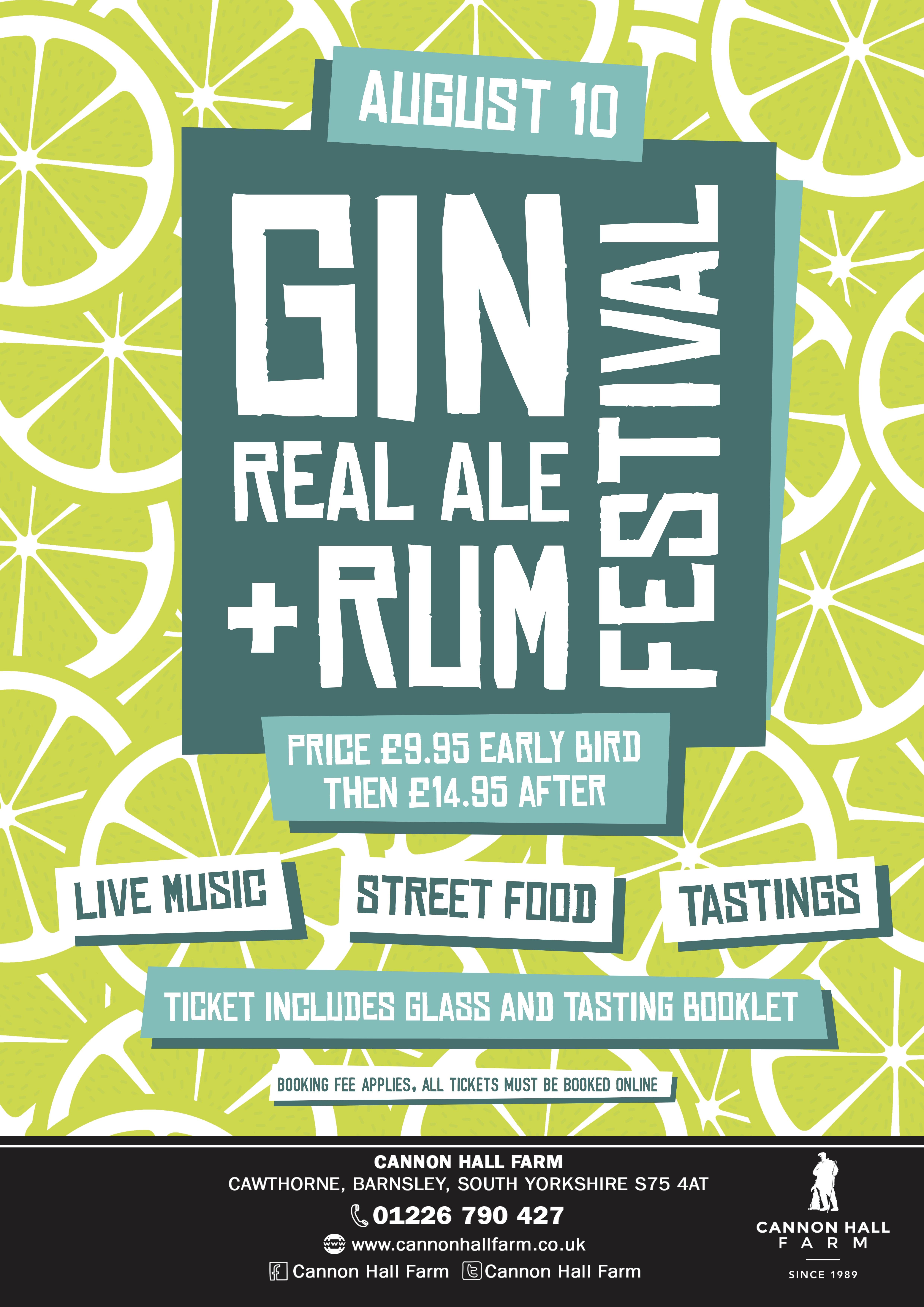 Gin Festival web version