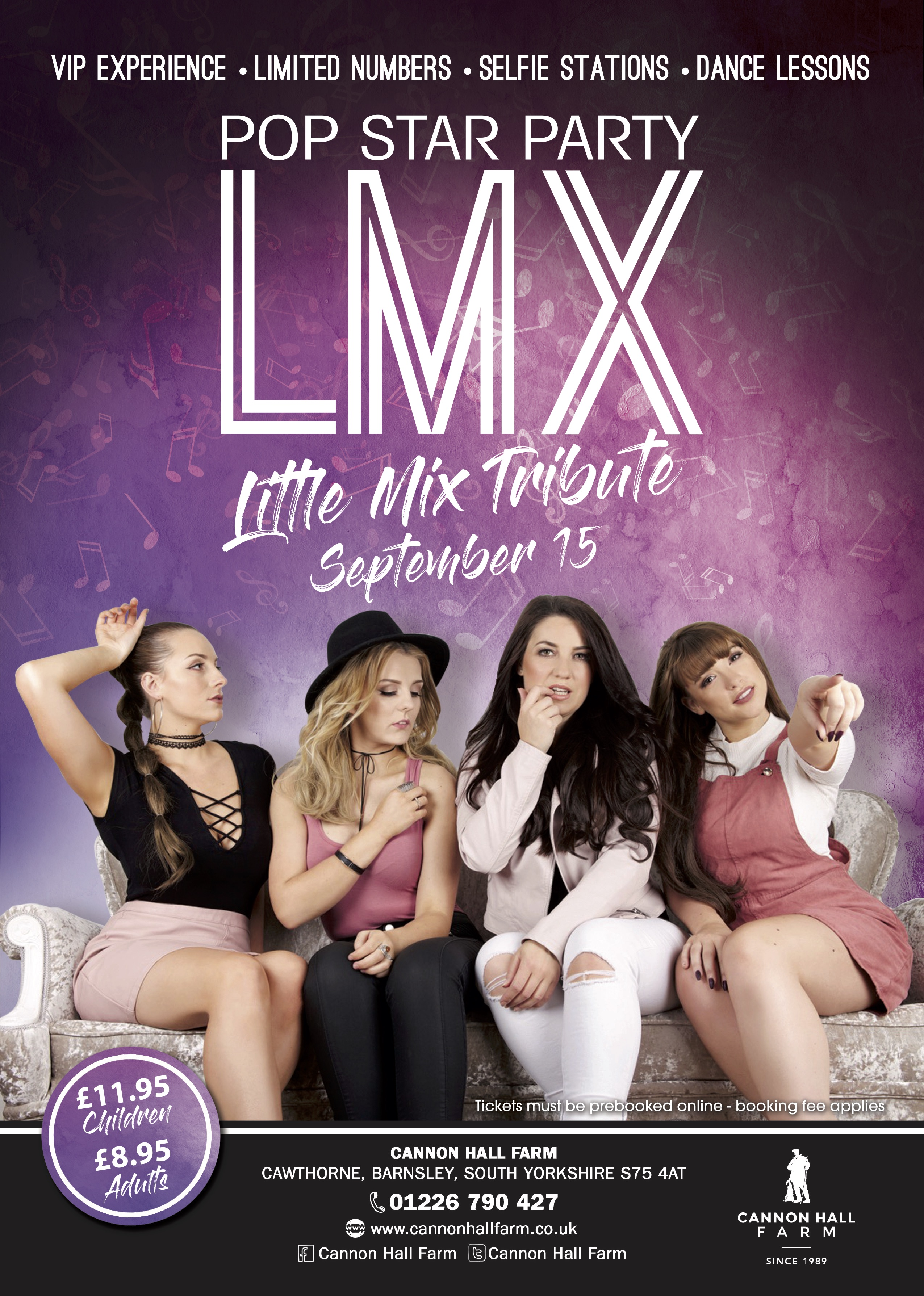 Little Mix Tribute Poster
