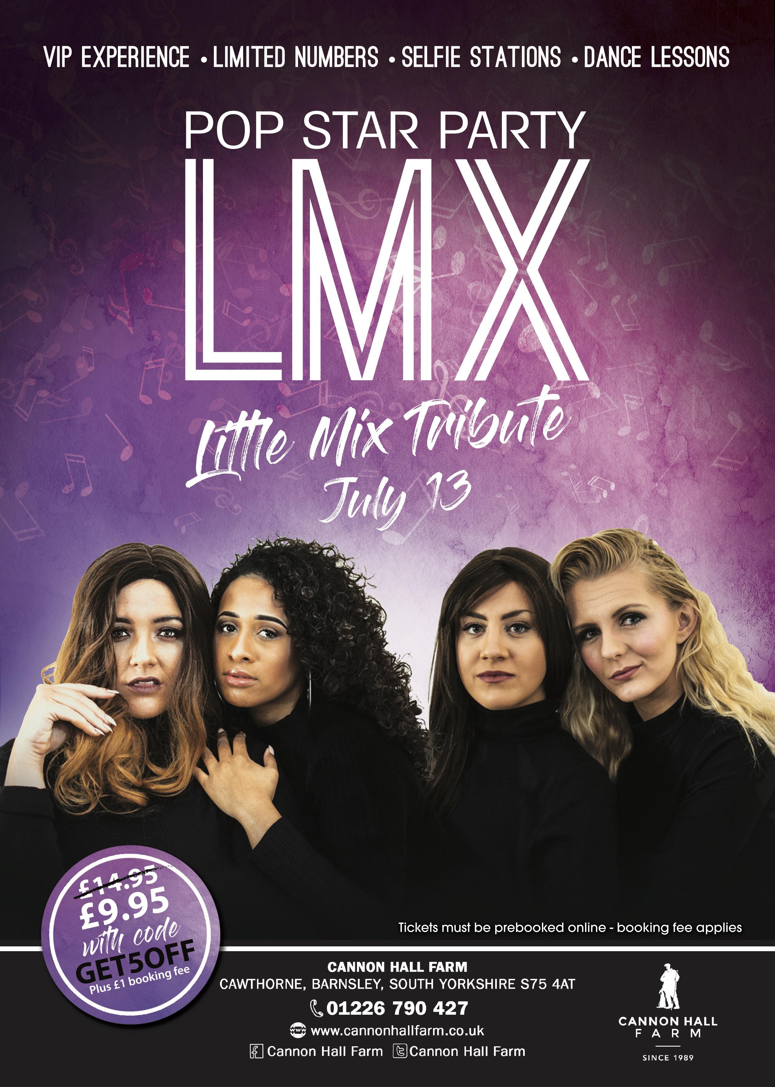 Little Mix Tribute web