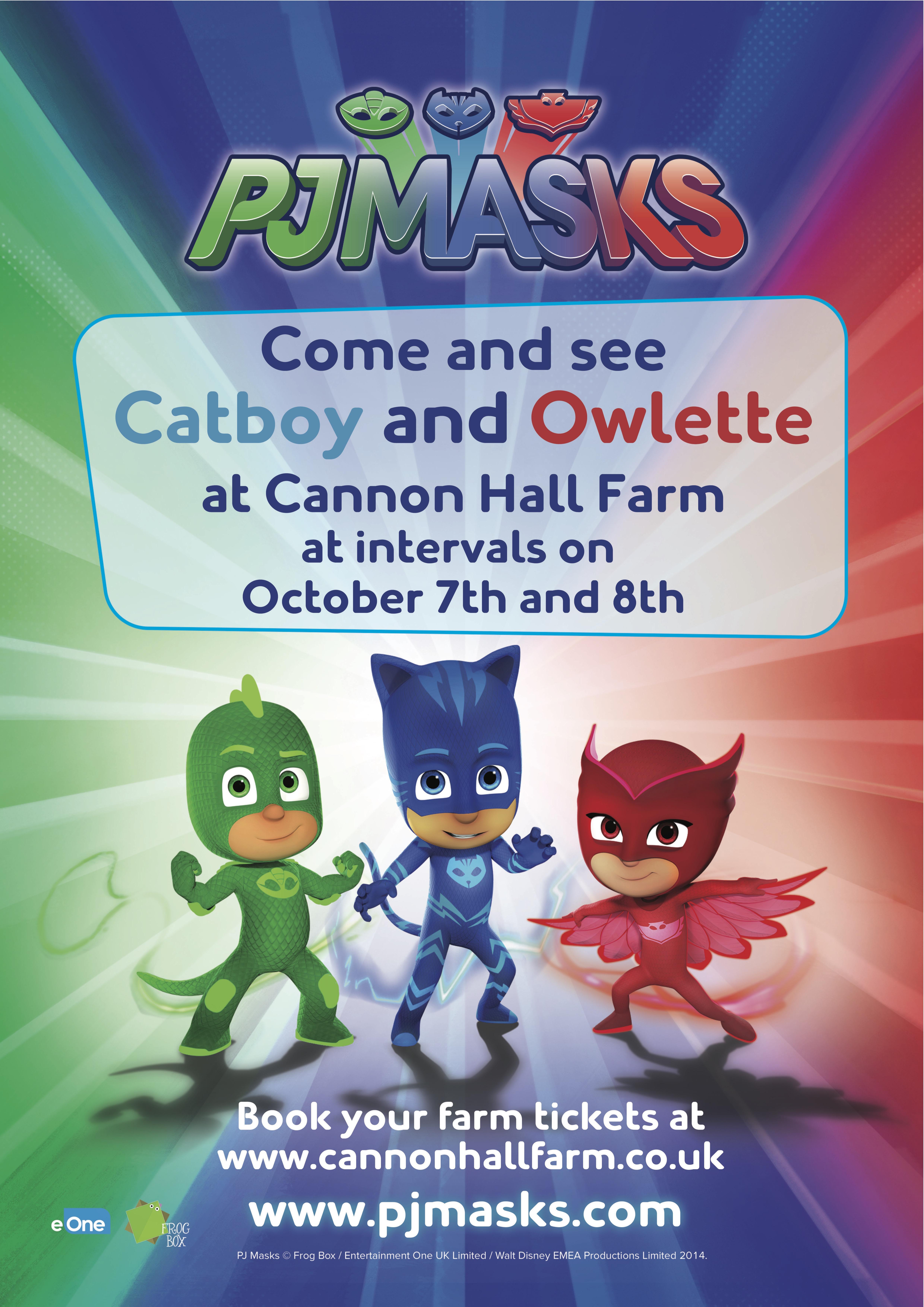PJ Masks Poster