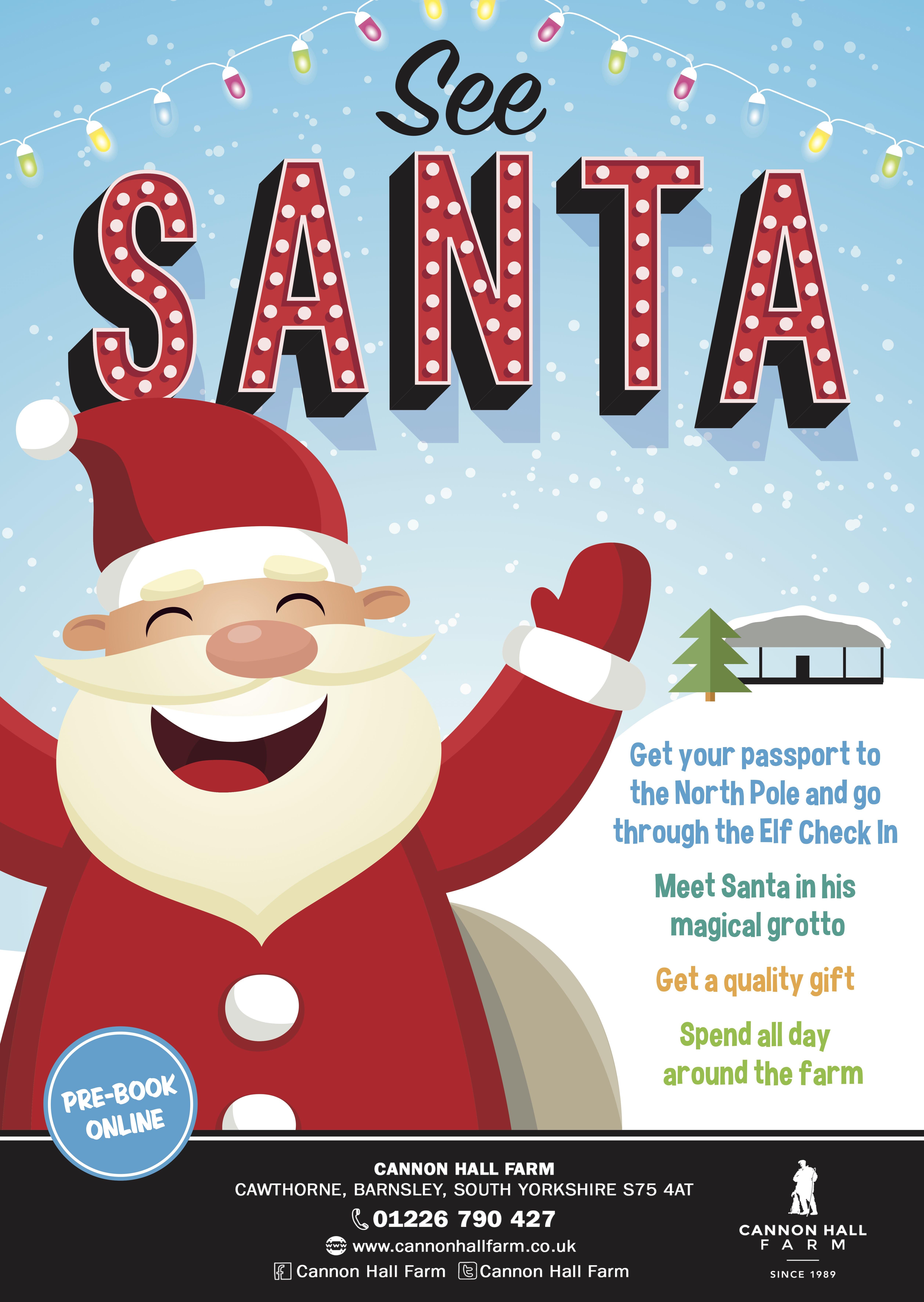 See Santa copy