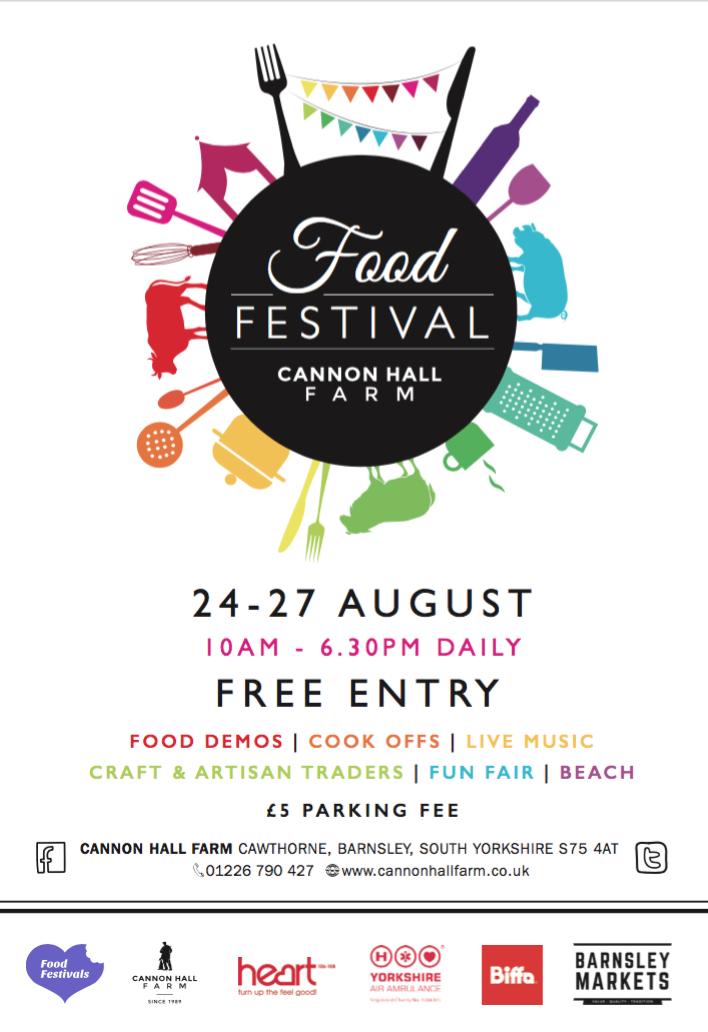 food fest poster