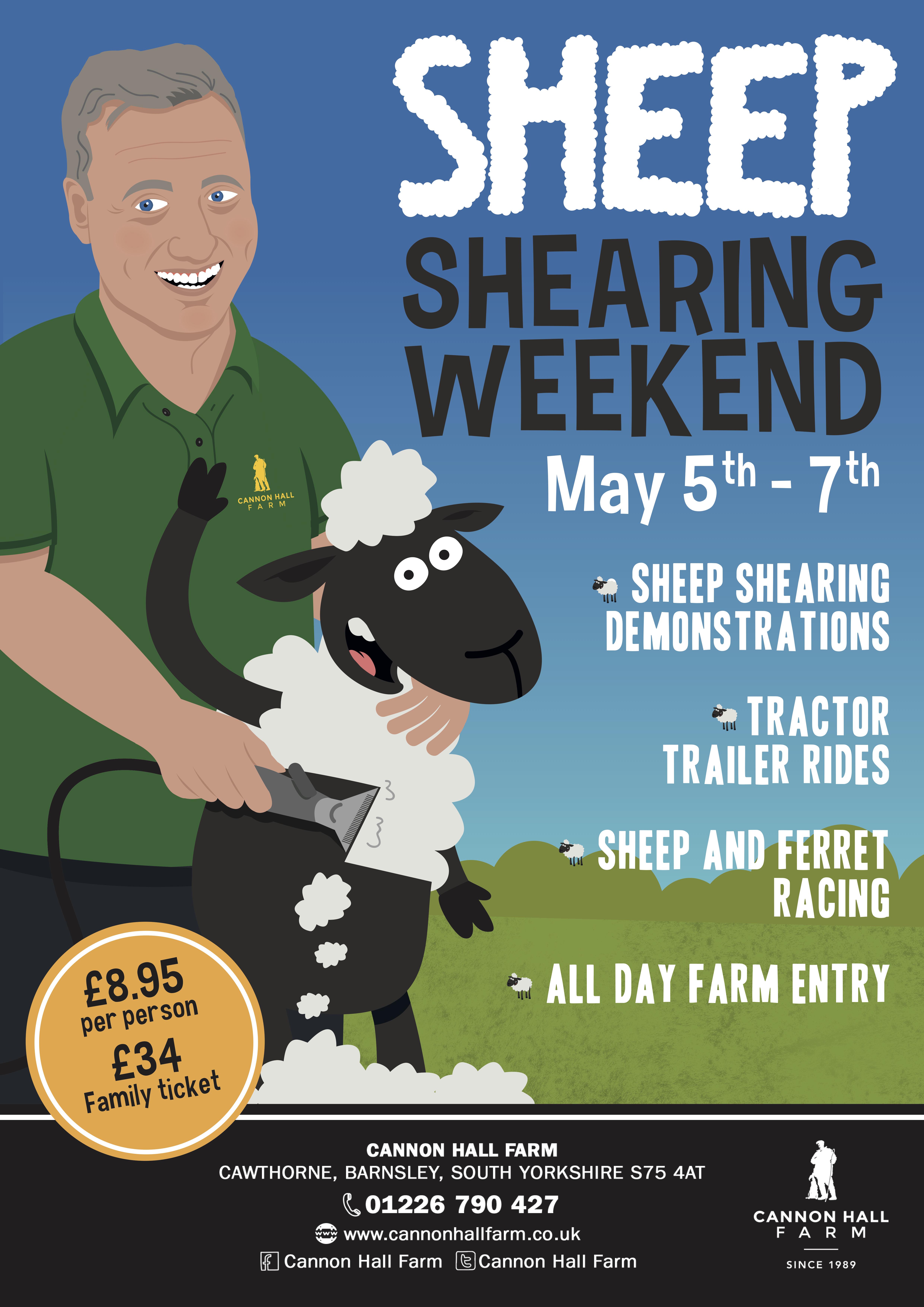 sheep shearing festival web