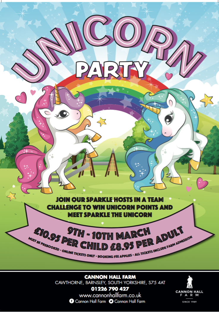 Unicorn Party for Web