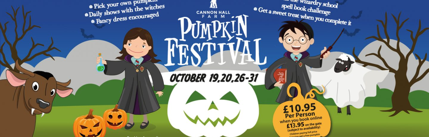 PUMPKIN FESTIVAL AND WIZARDRY SCHOOL