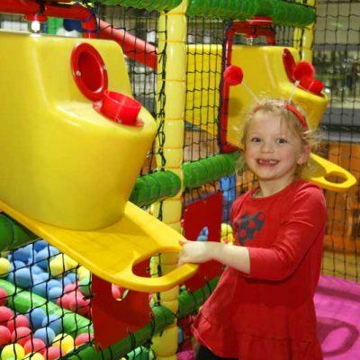 The North's biggest indoor playframes