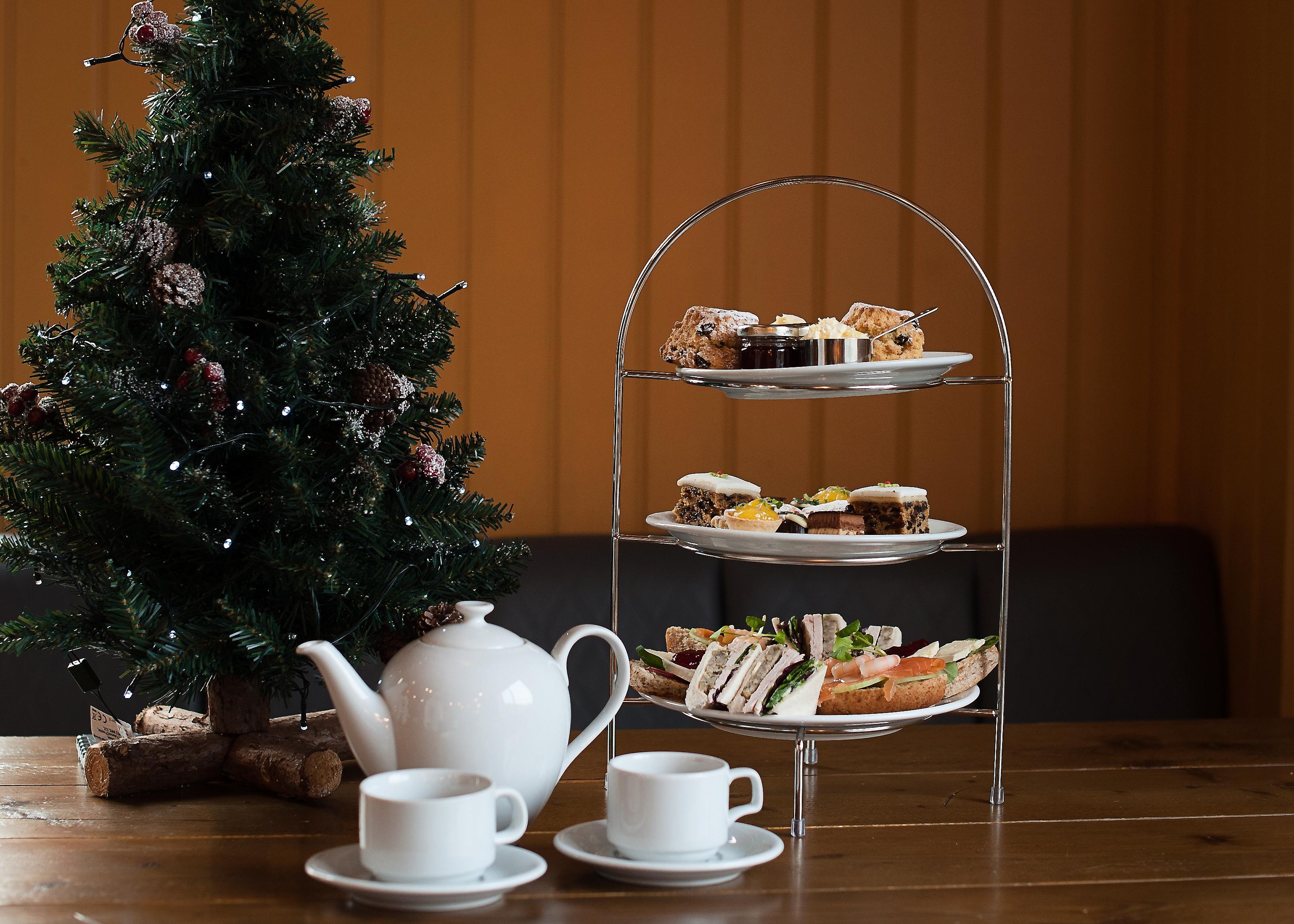 Christmas Afternoon Tea-8