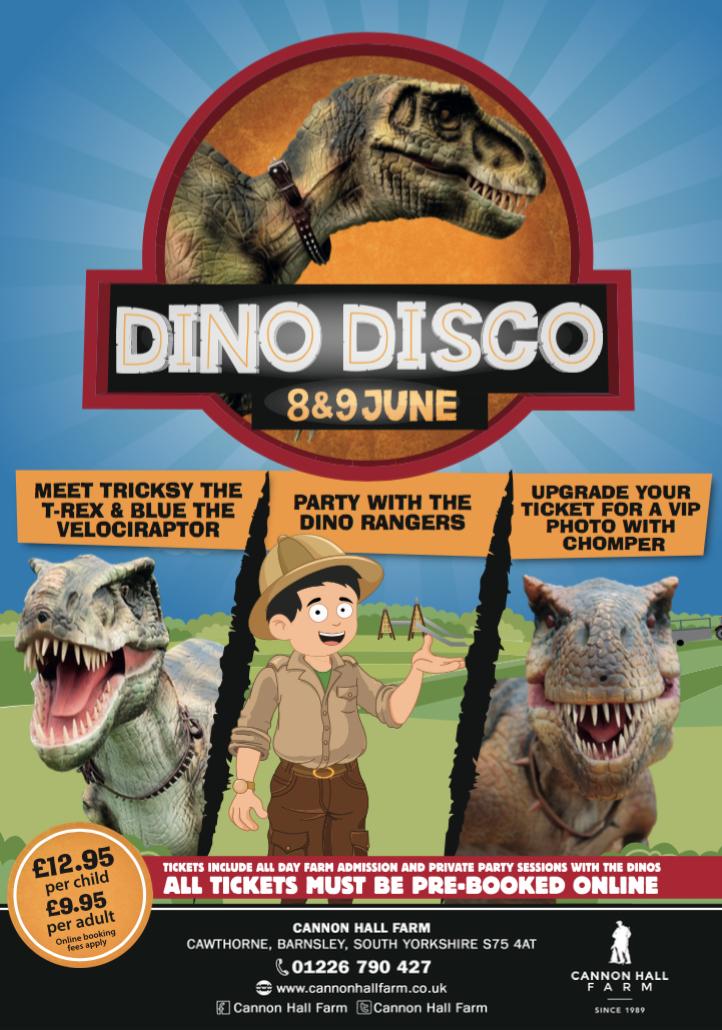 Dino Disco Web Version