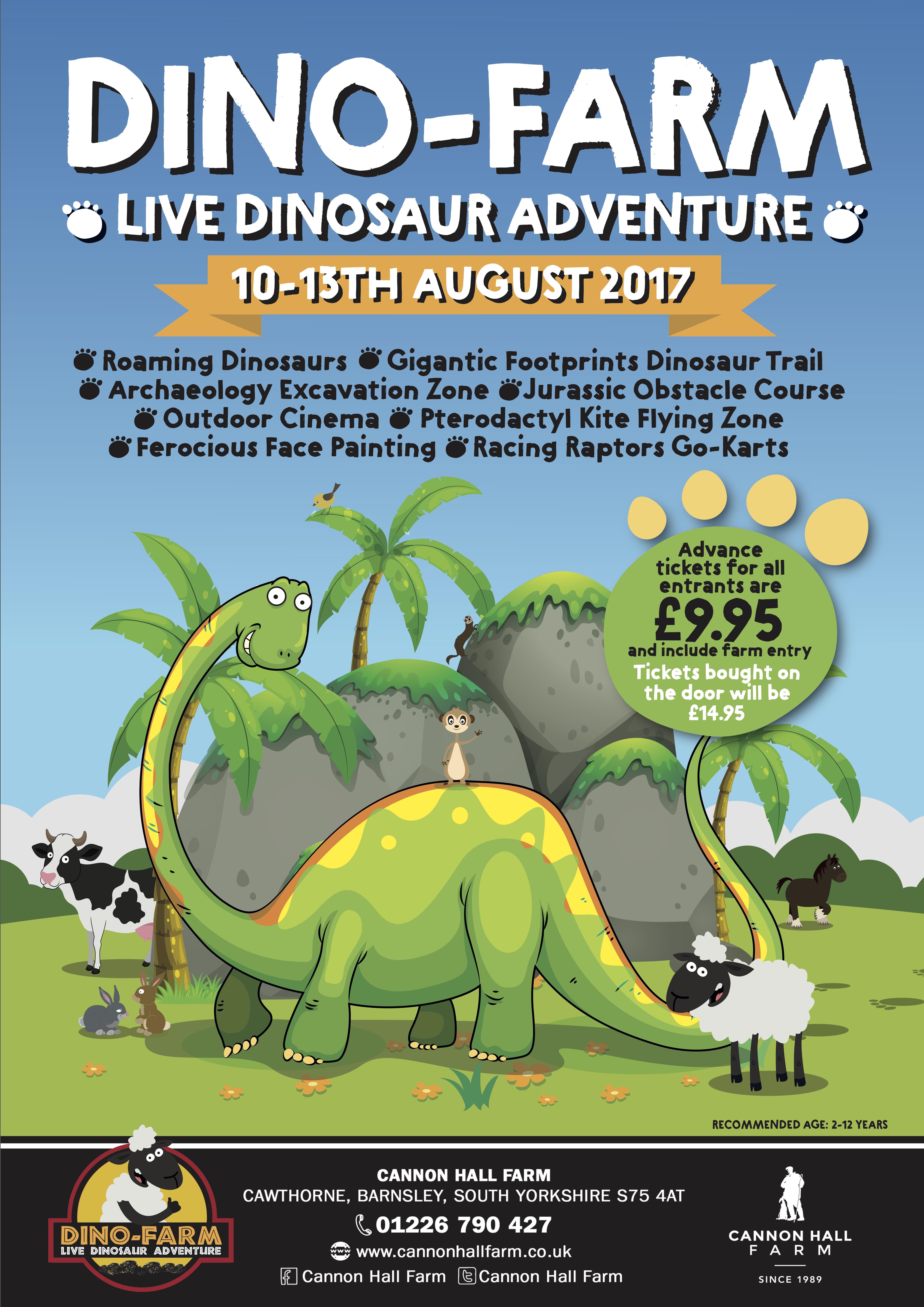 Dino Farm