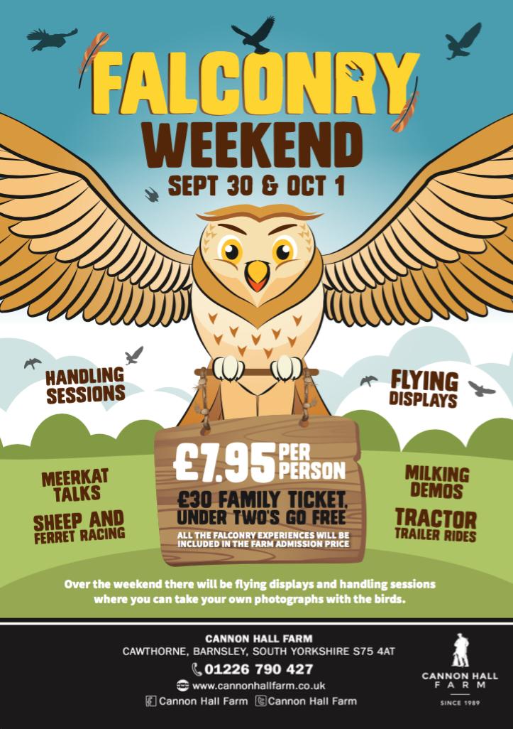 Falconry September
