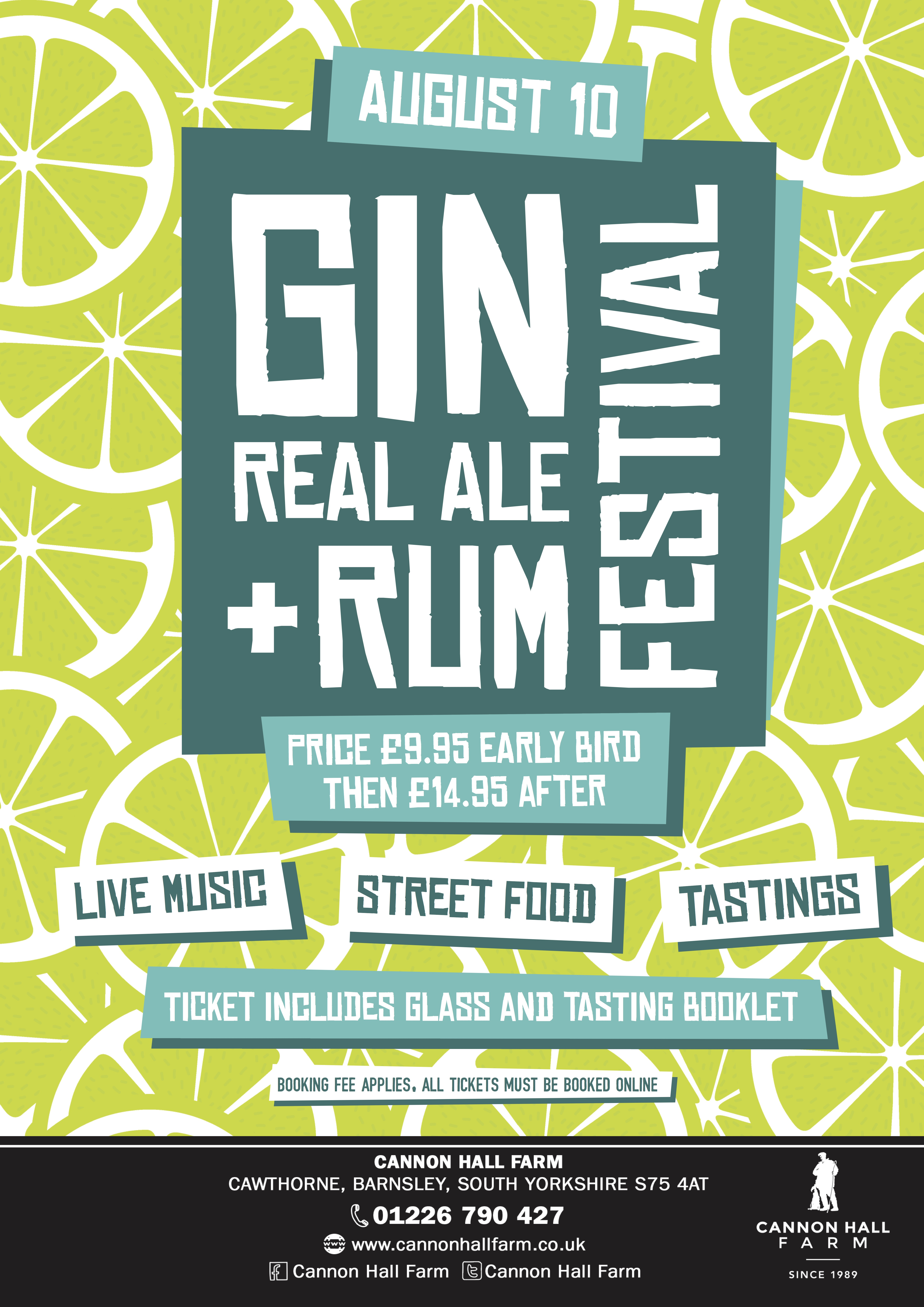 Gin Festival web version