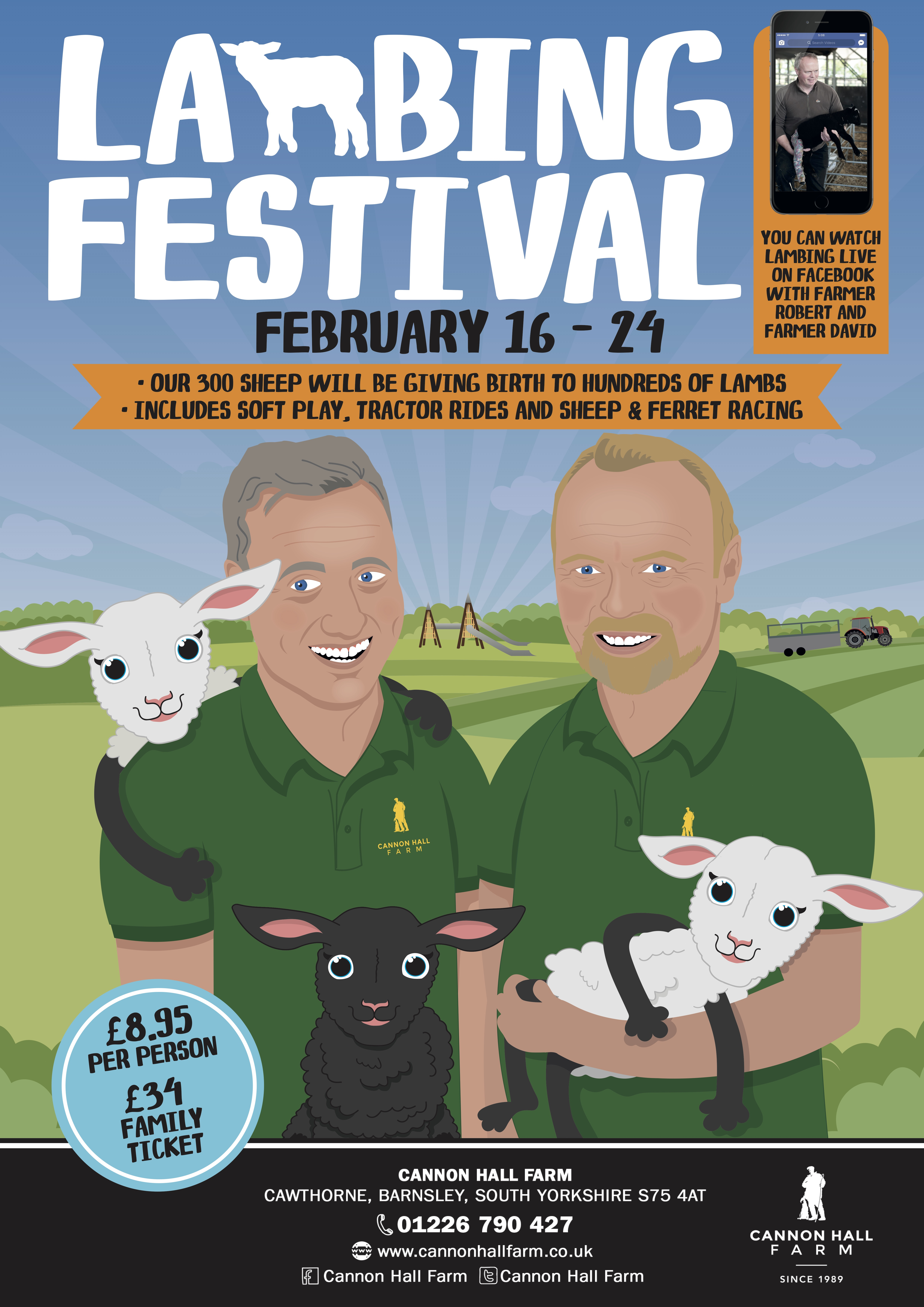 Lambing Festival web