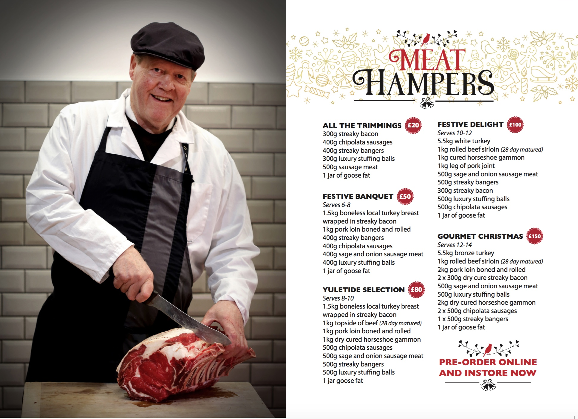 Meat Hampers Web