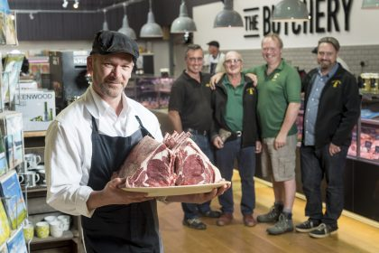 Farmers Weely Awards 2017, Diversification - the Nicholsons of Cannon Hall Farm