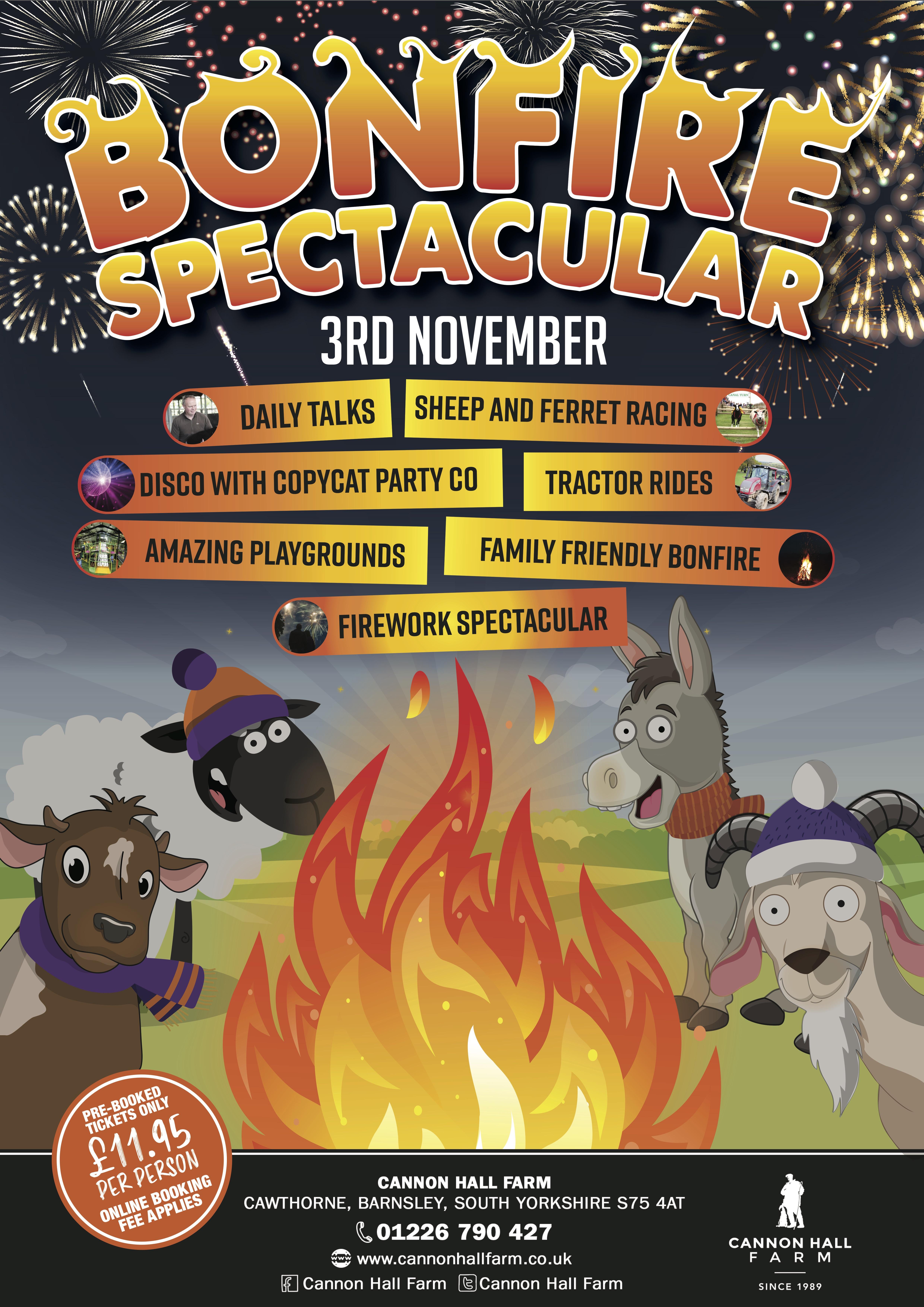 Bonfire Spectacular web version