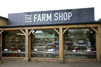Cannon Hall Farm Shop